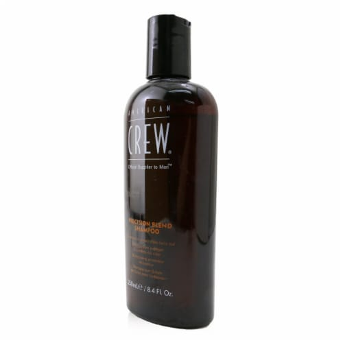 American Crew Men Precision Blend Shampoo (Cleans the Scalp and Controls Color FadeOut) 250ml Perspective: top