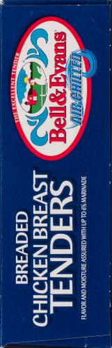 Bell & Evans Breaded Chicken Breast Tenders Perspective: top