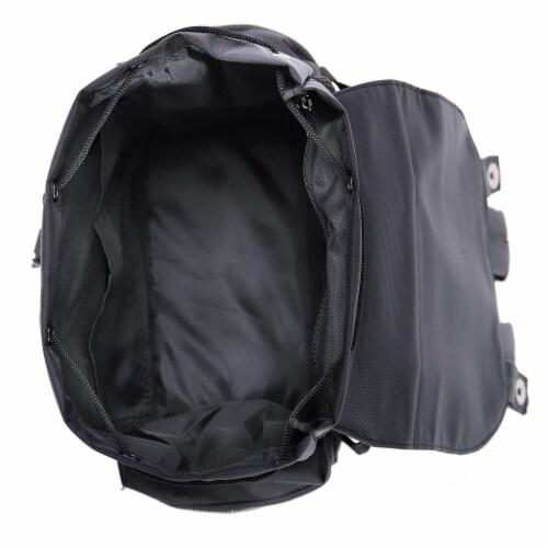 Everest Handbag Backpack - Black Perspective: top