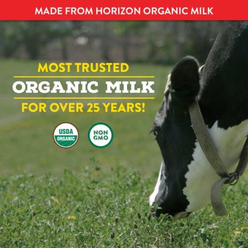 Horizon Organic Heavy Whipping Cream Perspective: top
