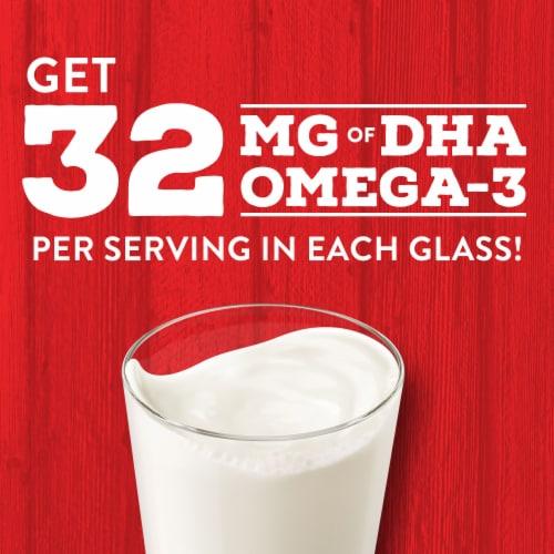 Horizon Organic DHA Omega-3 Vitamin-D Milk Perspective: top