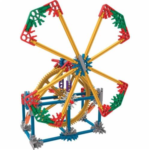 K'NEX Education STEM EXPLORATIONS: Gears Building Set Building Kit Perspective: top