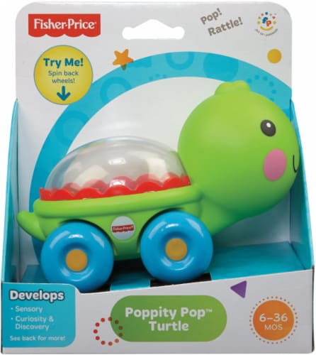 Fisher-Price® Poppity Pop Toy - Assorted Perspective: top