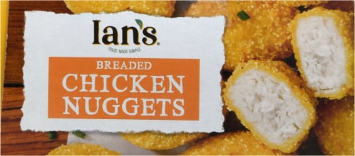 Ian's® Breaded Chicken Nuggests Family Pack Perspective: top
