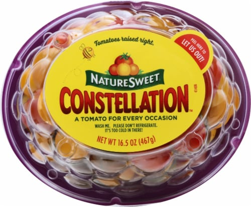 Nature Sweet Constellation Tomatoes Perspective: top