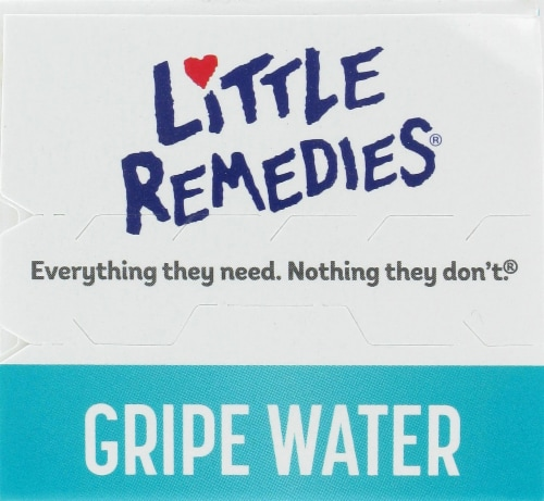 Little Tummys Gripe Water Perspective: top