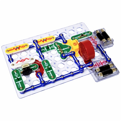 Elenco Snap Circuits Perspective: top