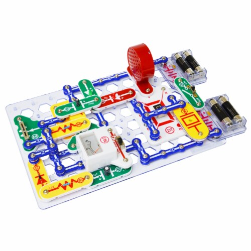 Elenco Snap Circuits Pro Perspective: top