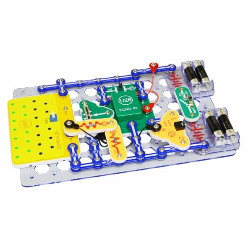 Elenco Snap Circuits Sound Perspective: top