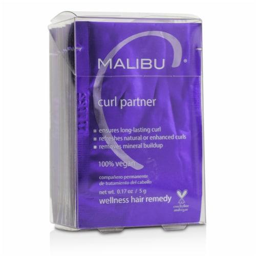 Malibu C Curl Partner Wellness Hair Remedy 12x5g/0.17oz Perspective: top