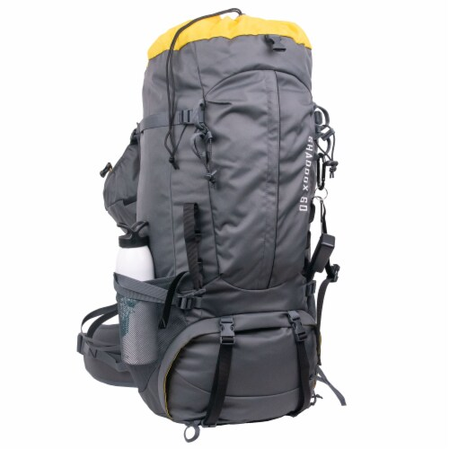 North Range 60L Shaddox Backpack Perspective: top