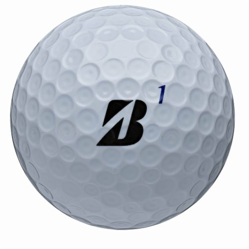 Bridgestone Tour B XS Golf Balls Low Average Score 8SWX6D, 1 Dozen Perspective: top