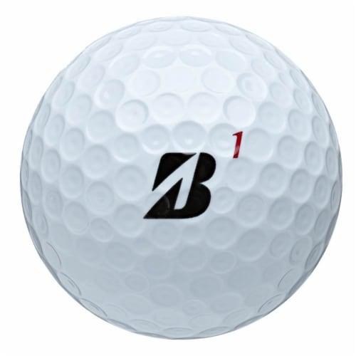 Bridgestone Tour B RX Feel and Distance Golf Balls Low Average Score, 1 Dozen Perspective: top