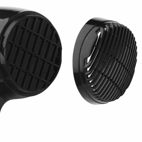 Revlon 1875-Watt 2-Speed Compact Styler in Black Perspective: top
