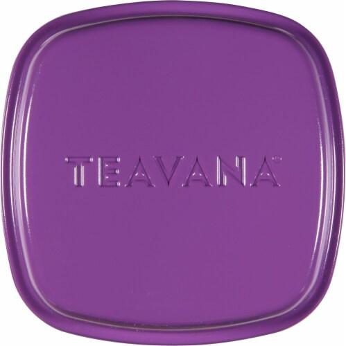 Teavana Citrus Lavender Herbal Tea Sachets Perspective: top