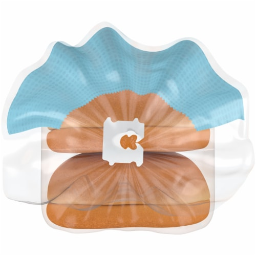 Alfaro's® Artesano™ Bakery Brioche Buns Perspective: top