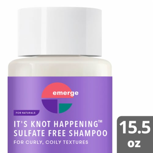Emerge It's Knot Happening Detangling Shampoo Perspective: top