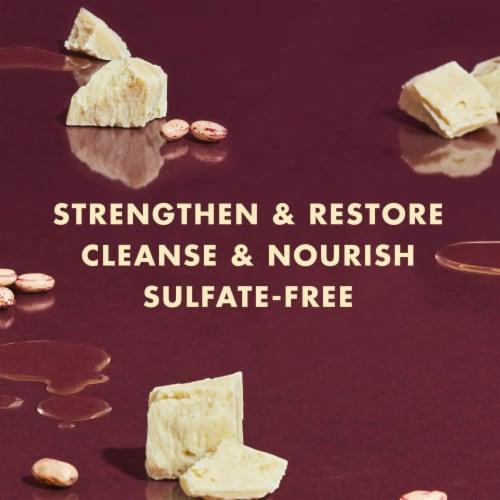 Shea Moisture® Strengthen and Restore Jamaican Black Castor Oil Shampoo Perspective: top