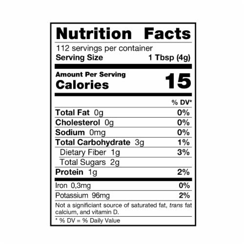 Certified Organic Beet Root Powder 16 oz Raw Vegan & Gluten Free (Beet Root Powder, 16 oz) Perspective: top