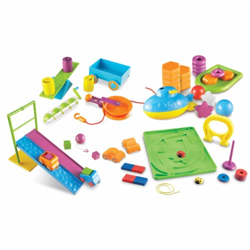 Learning Resources® STEM Classroom Bundle Perspective: top