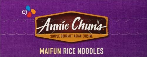 Annie Chun's® Gluten-Free Maifun Rice Noodles Perspective: top