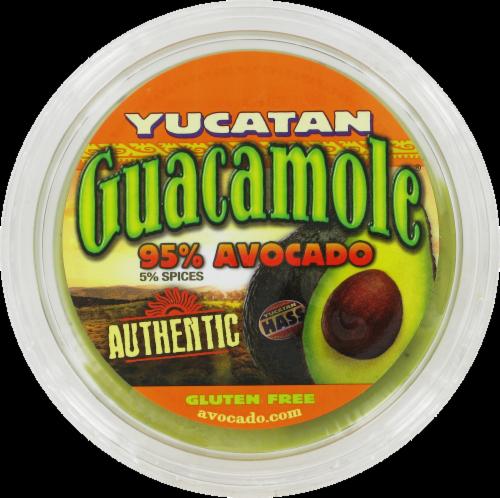 Yucatan Guacamole Perspective: top
