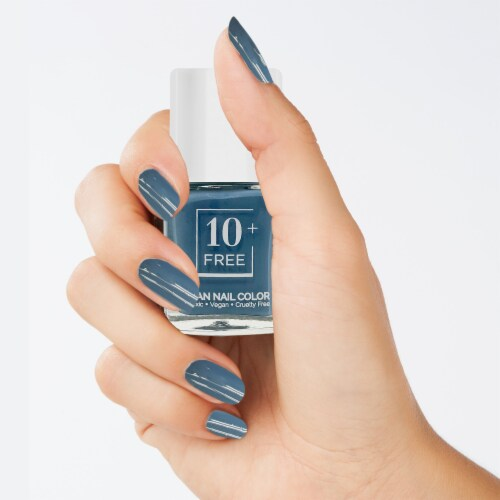 10FREE Polish+Nail Growth Serum STRONGER NAILS IN 7 DAYS - BAUTUMNS UP Perspective: top
