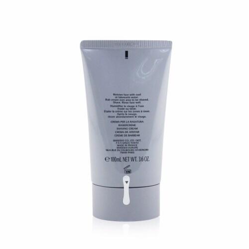 Shiseido Men Shaving Cream 100ml/3.6oz Perspective: top
