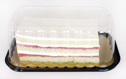 Bakery Strawberry Shortcake Perspective: top