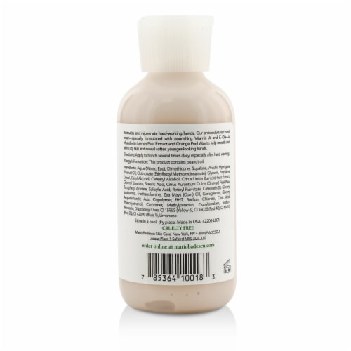 Mario Badescu Fruit And Vitamin A Hand Cream  For All Skin Types 118ml/4oz Perspective: top