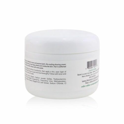 Mario Badescu Peppermint Shaving Cream 236ml/8oz Perspective: top