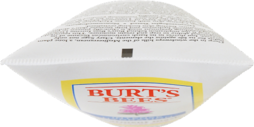 Burt's Bees Intense Hydration Mask Perspective: top