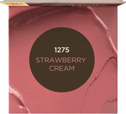 Burt's Bees Color Nurture Cream Blush - Strawberry Cream Perspective: top