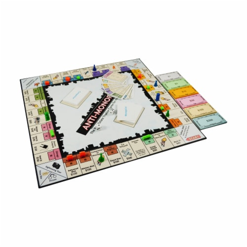 University Games Anti Monopoly Perspective: top