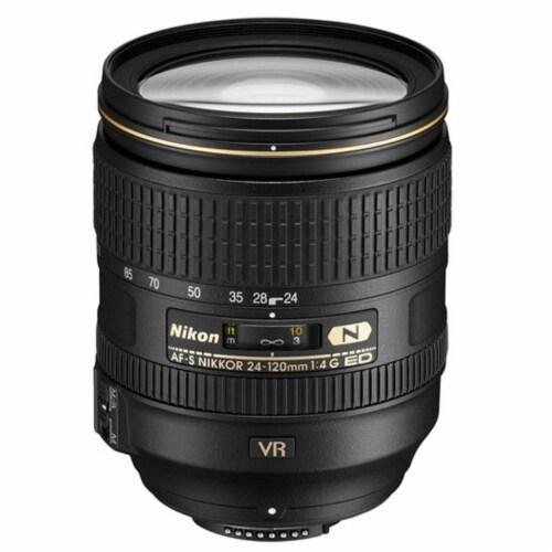 Nikon D780 24.5mp Fx-format Dslr Camera Body + Af-s 24-120mm Ed Vr Lens + Handy Recorder Perspective: top