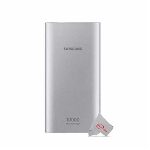 Samsung 10.1 Inches Galaxy Tab A Sm-t510 32gb Silver + Essential Accessory Kit Perspective: top