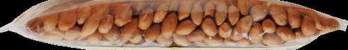 Treasured Harvest Raw Spanish Peanuts Perspective: top