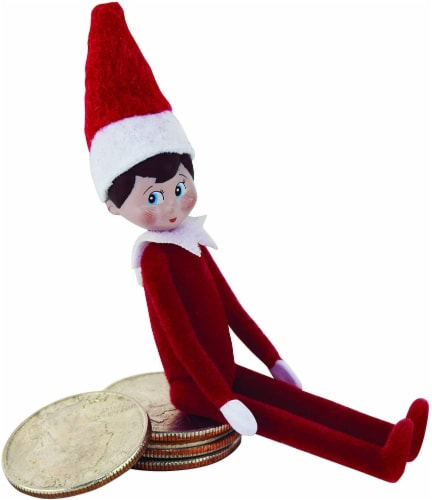 World's Smallest Elf on a Shelf Doll Perspective: top