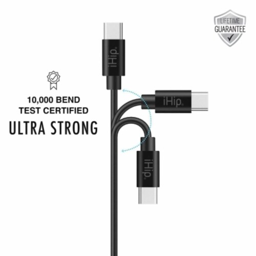Ihip 9ft Type-c Charging Cable For Android Perspective: top