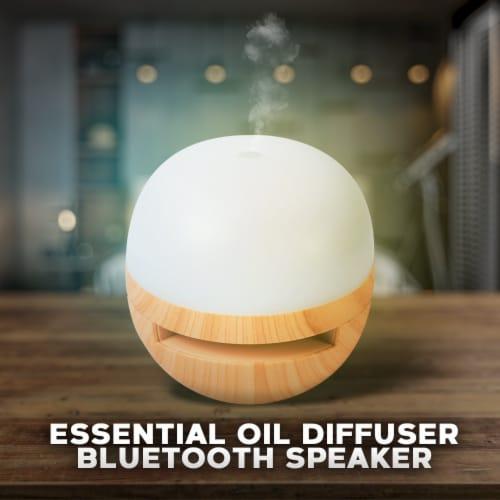 Ihip 3 In 1 Wireless Speaker Diffuser Perspective: top