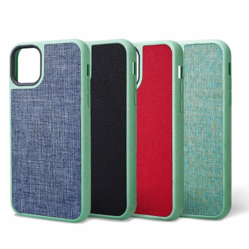 Terra Natural Eco-friendly Iphone 11 Pro Max Case Perspective: top