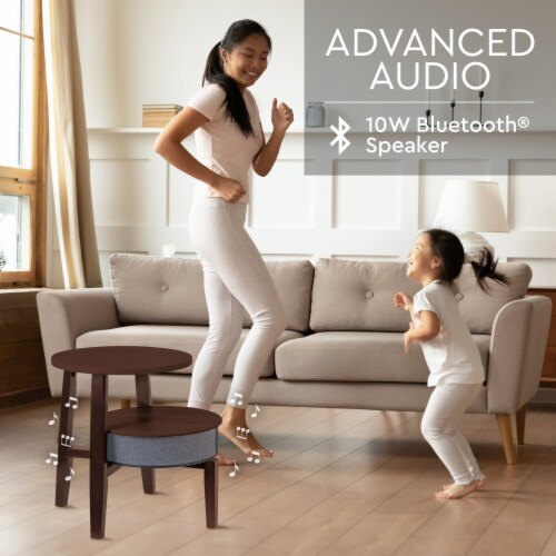 Wireless Freedom Speaker Table Perspective: top