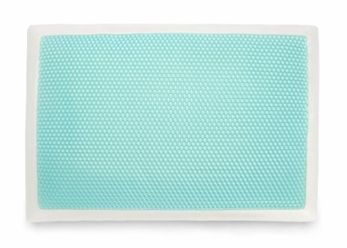 Sealy Memory Foam Gel Pillow Perspective: top