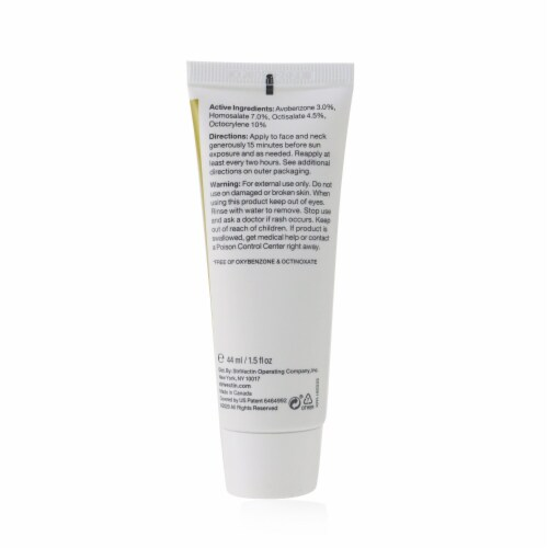 Full Screen SPF 30 - Illuminating Finish by Strivectin for Unisex - 1.5 oz Sunscreen Perspective: top