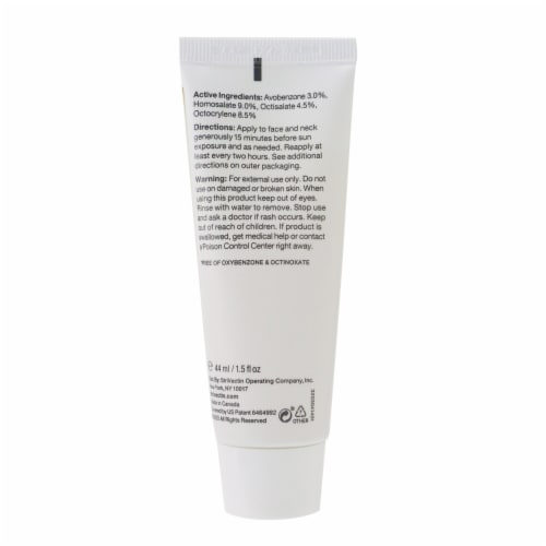 Full Screen SPF 30 - Clear Finish by Strivectin for Unisex - 1.5 oz Sunscreen Perspective: top