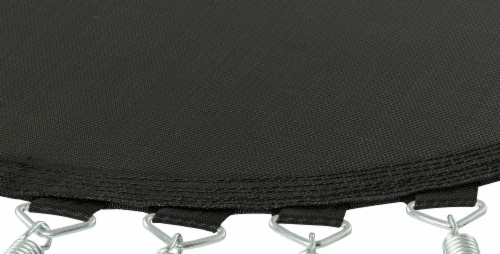 """Replacement Jumping Mat, Fits 16 x 14 FT Oval Trampoline Frame with 96 V-Hooks,7"""" springs Perspective: top"""