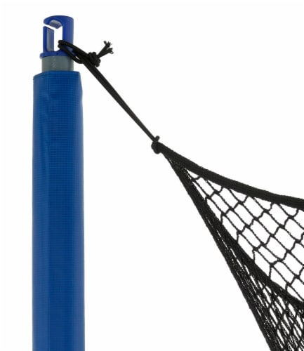 Universal Safety Enclosure Net by  - Fits Any Round Trampoline Frame Up To 38 Linear Ft. Perspective: top