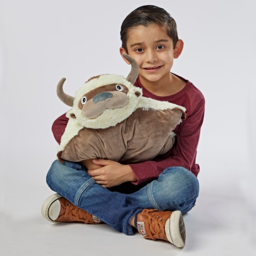 Pillow Pets Nickelodeon Appa Plush Toy Perspective: top