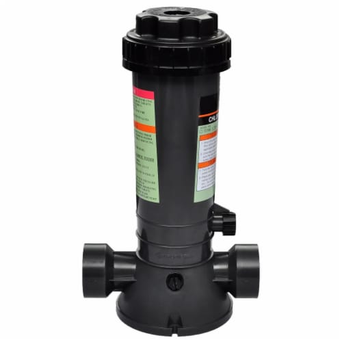 Automatic Chlorine Feeder for Swimming Pool Perspective: top