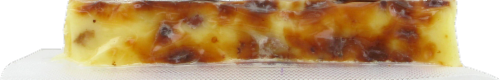 Pasture Pride Juusto Cheese With Bacon Crumbles Perspective: top
